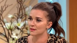 """Candice Brown - """"I put my wedding dress on and I burst into tears because I was terrified I wasn't going to fit into it"""""""