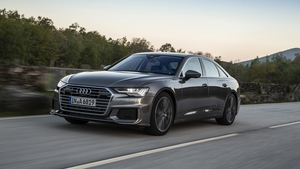 Audi's new A6 now uses mild-hybrid engines only.