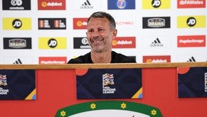 Ryan Giggs is focused on Republic of Ireland match tomorrow