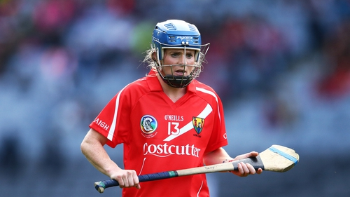 'She's been great and she's a great role model for any soon-to-be mums that play camogie'