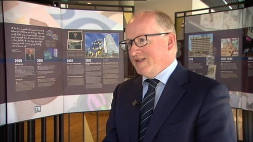 Central Bank Governor Philip Lane defends sale of mortgage portfolios to vulture funds