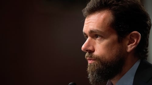 Jack Dorsey said Twitter failed to deal with campaigns of manipulation
