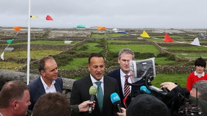 Leo Varadkar denied that he was trying to orchestrate an election