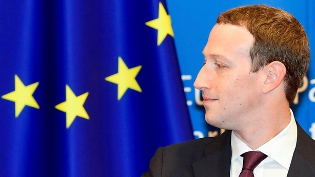 Germany Punishing Facebook for Social Media Dominance