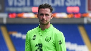 Alan Browne will once again miss the international games