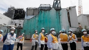 The Fukushima nuclear plant was destroyed in a tsunami in 2011