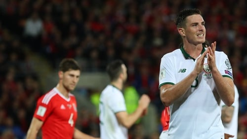 Ciaran Clark has been ruled out of tonight's clash with Wales
