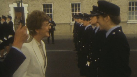 First All Female Garda Graduation