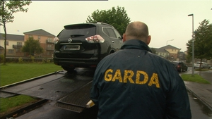Documents, computers and four Nissan X-Trail SUVs have been seized
