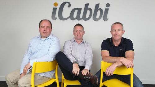 (From left to right) Niall O'Callaghan, Technical Director & Co-Founder, Gavan Walsh, Founder & CEO and Bob Nixon, Sales Director & Co-Founder