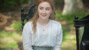 Saoirse Ronan as Nina in The Seagull