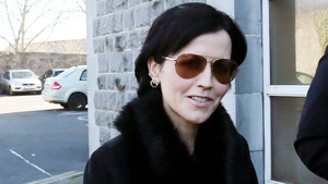 Dolores O'Riordan was found dead in the bathroom of her hotel room in London in January last year