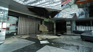 Hokkaido's main airport was closed due to damage caused by the earthquake