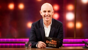 Great line-up for Saturday's Ray D'Arcy Show