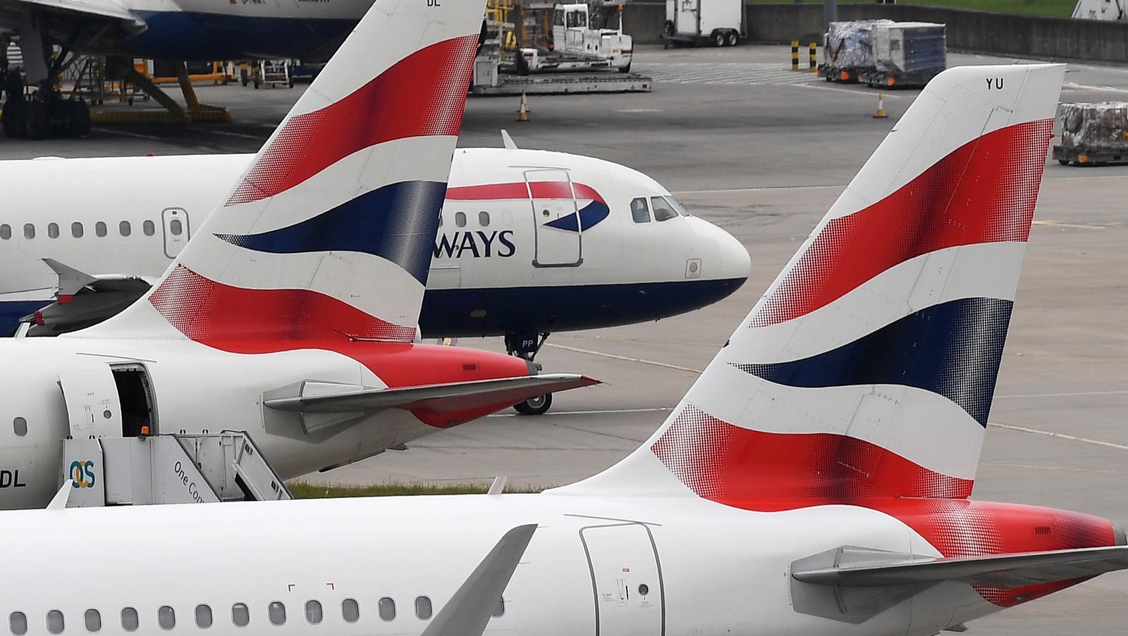 Most British Airways UK flights cancelled due to strike