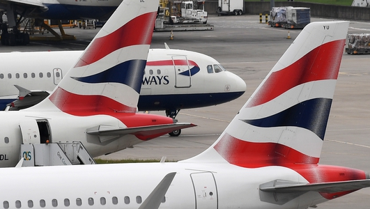 Most British Airways UK flights cancelled due to pilot strike