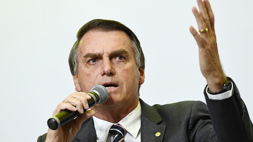 Jair Bolsonaro escaped with minor injuries in the knife attack