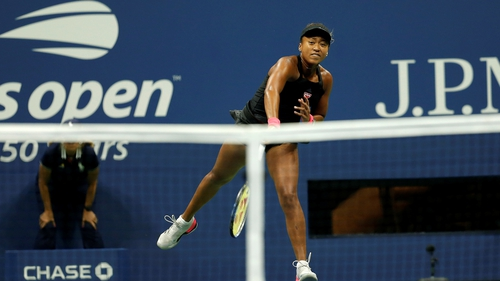 Osaka unlocks Keys to earn historic victory