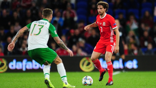 Joe Allen will not to play in successive Euros