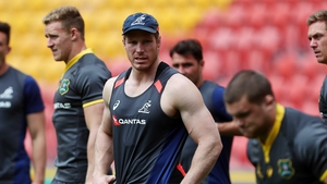 Pocock was named to start for the Wallabies but failed a late fitness test
