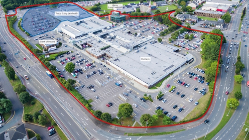 Savills has Wilton Shopping Centre for sale at more than €86m