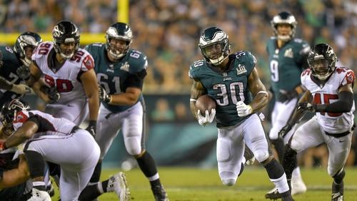 Philadelphia held on despite some fierce late pressure