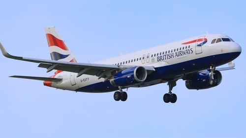 UK's ICO could fine IAG $229.78 mln for British Airways data theft