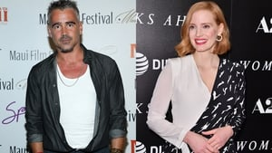Colin Farrell and Jessica Chastain will begin filming Eve in Boston this month