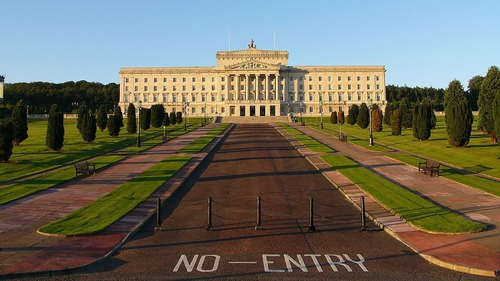 There has been no Assembly in Stormont for more than two years