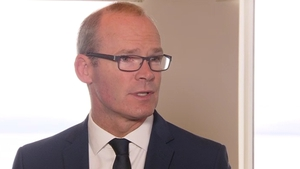 Simon Coveney thinks there will be some straight discussions between the Government and Donald Trump