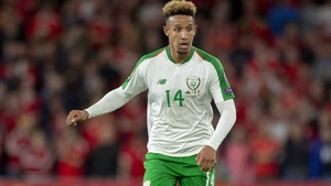 Callum Robinson declared for Ireland in March
