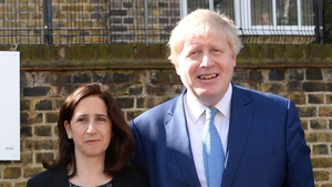 Boris Johnson and his wife Marina Wheeler are going through the process of divorce