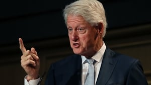 In his address, Bill Clinton called for a form of national pride that respected difference