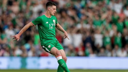 McCarthy: 'Rice could be a future Ireland captain'