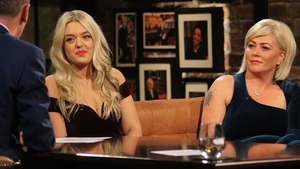Carlow Rose recounts her tough upbringing on The Late Late Show