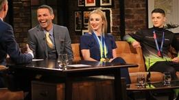 Tom Barr, Ellen Keane & Rhys McClenaghan | The Late Late Show