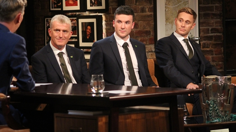 Limerick Hurling Team | The Late Late Show