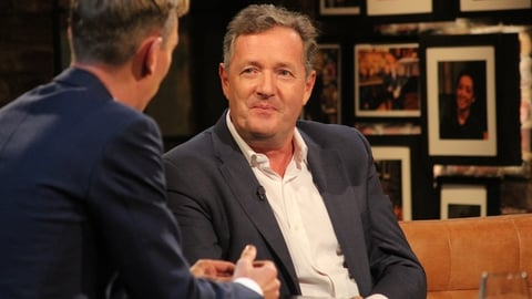 Piers Morgan | The Late Late Show