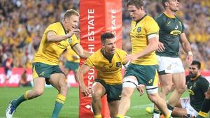 Australia got back to winning ways