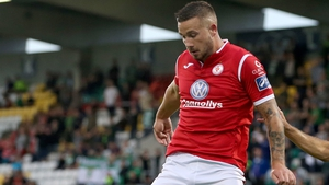 Mikey Drennan has switched to St Patrick's Athletic