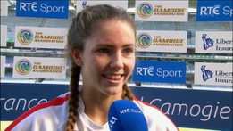 "Saoirse McCarthy: ""I'm lost for words"" 