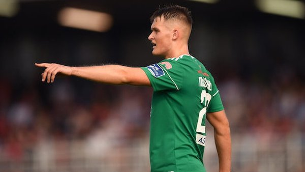 Sean McLoughlin has been monitored by a number of clubs
