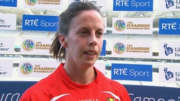 "Orla Cotter: ""It went down to the wire"" 