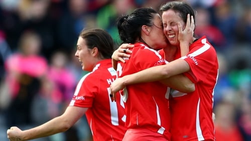 b00bba385043 Cork s Gemma O Connor and Orla Cotter both made the selection