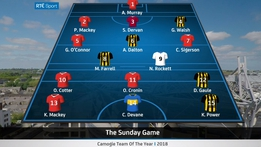 Camogie team of the year | The Sunday Game