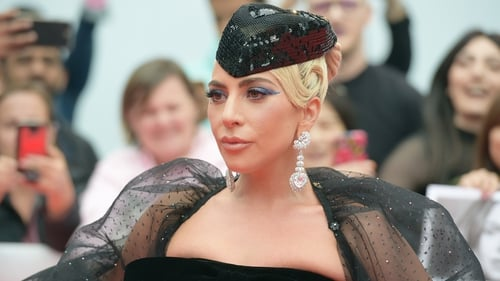 Lady Gaga: new award recognises her work in the area of mental health