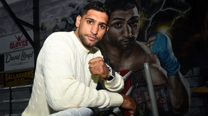 """Amir Khan: """"I'm 31, I'm still young and there's still room for both fights."""""""