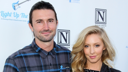 Brandon and Leah Jenner married in May 2012