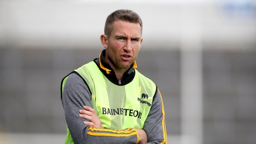 The eight-time All-Ireland winner was proposed for the position last month.