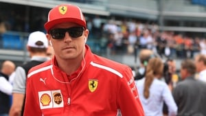 Kimi Raikkonen has had two spells with Ferrari